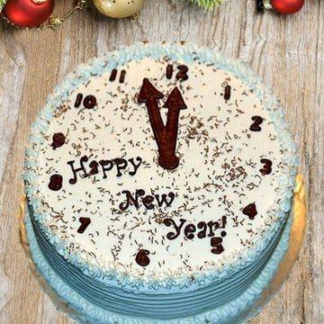 Ravishing New Year Cake Ideas that are pocket-friendly