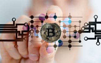 What are the bitcoin hosting services through which merchants are accepting bitcoin payments?