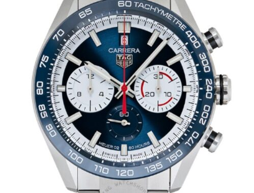 8 Masterful TAG Heuer Timepieces